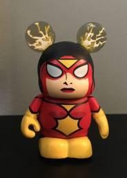 Toy art Mulher Aranha - Vinylmation Marvel