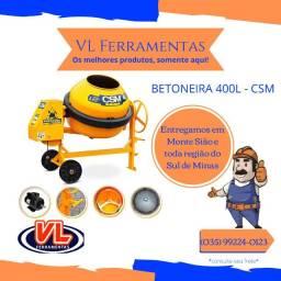 Betoneira 400L CSM