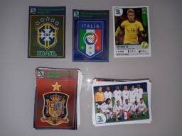 Figurinhas Copa da Confederações 2013