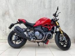 Ágio Carta Ducati Monster 1200 S - Entrada R$ 20.000 + Parcelas R$ 900,90