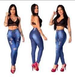 calças jeans feminina skinny