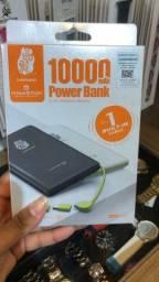 Título do anúncio: Bateria portátil 100000