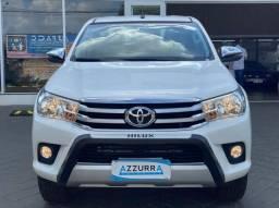 Toyota hilux 2.7 srv 4x2 cd 16v flex 4p automático 2018