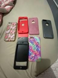 Capinha IPhone 8 plus