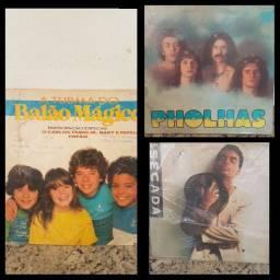 15 Discos antigos ..vários artistas Reliqueas wats *