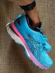 Tênis Asics Running Gel Kayano 25 tamanho 37