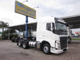 Volvo FH 460 Globetrotter I-Shift Trucado 6x2 - 2016