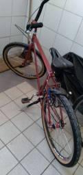 Bicicleta   Caloi Cruz   reformada  com  PEÇAS  toda  nova