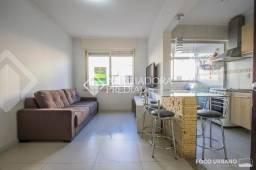 Apartamento à venda com 1 dormitórios em Vila jardim, Porto alegre cod:158446