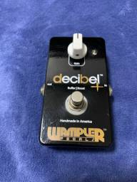 Pedal Booster - Wampler Decibel Buffer Boost - Made In Usa