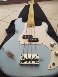 Baixo Precision - Norvino Luthier