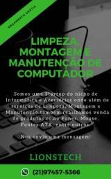 Montagem e Manutenção de Computador