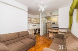 Apartamento à venda com 2 dormitórios em Centro histórico, Porto alegre cod:188649