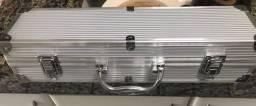 Kit inox para churrasco