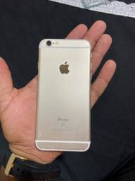 IPHONE 6s, (estado de novo).