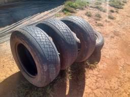 Jogo de pneu Pirelli Aro 17