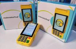 Moderninha pro 2 -maquininha de cartao Pagseguro -R$ 154,00 só Hoje