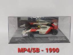 MCLAREN MP4/5B - AYRTON SENNA - GREAT BRITAIN GP 1990 290,00.