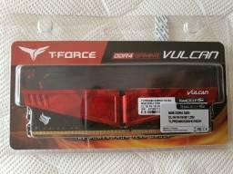 Memória 8 gigas 3.000 mh Tforce Vulcan