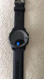 Relógio garmin Fenix 3 Hr titanium/safira