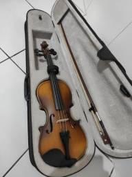 violino vogga 3/4 novo