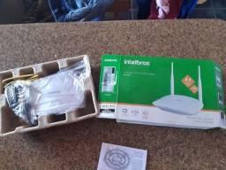 Vendo roteador na caixa