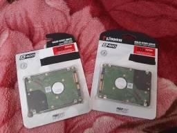 Placas de memória HDD