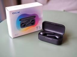 Fone de Ouvido Bluetooth Tws QCY T5 (Original) Xiaomi
