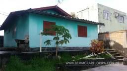 Casa na Costeira do Pirajubaé a 130 m da Geral com 2 Acessos
