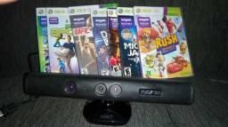Kinect Xbox 360 + Jogos Similares