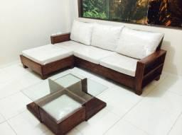 Trabalhamos com móveis em angelim pedra Gravatá móveis rústicos
