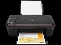 Impressora HP 3050 e Cartucho seco