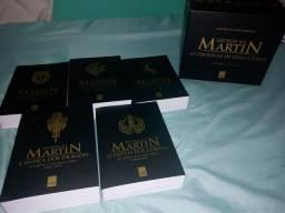 Vendo box de colecionador de game of thrones