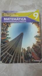 """Livro: """"Matemática - Compreensão e prática 9"""""""