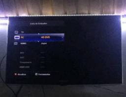 V/T tv led 32pol leia o anúncio