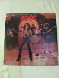 Lp AC/DC Australia tapes