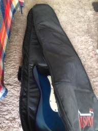 Guitarra Memphis by Tagima + capa acolchoada multisom