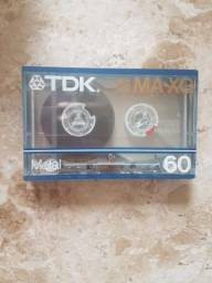 Fita cassete TDK MA-XG