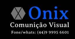 Onix comunicação visual