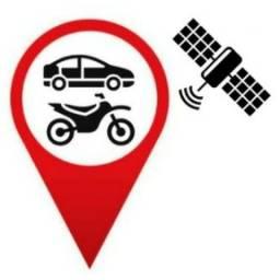 Rastreador GPS e bloqueador (Carros e Motos)