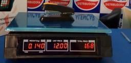 Balança Digital 40kg - precisão de 2g