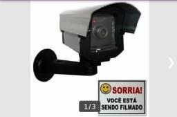 Vendo um kit com 4 cameras completo se segurança