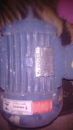 Motor trifásico 380/220 3cv marca voges