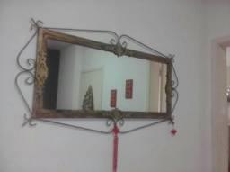 Espelho de ferro 90×50 whatsaap:21968894921