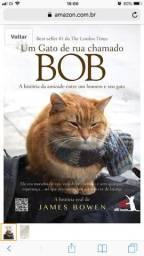 Livro ?Um Gato de Rua Chamado Bob?