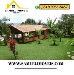 Chácara de 2000 m² em Pouso Alegre - 496