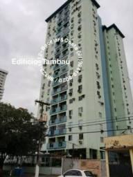Só 2700$r incluso Condomínio e Iptu Apartamento de 3/4 no Ed Tambaú