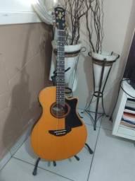 Troco por ar-condicionado! violão yamaha APX-6A