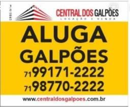 Galpão 200m2