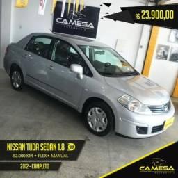 Nissan Tiida Sedan 1.8 - 2012